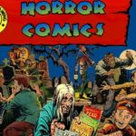 SHOCK AND DRAW: HORROR COMICS